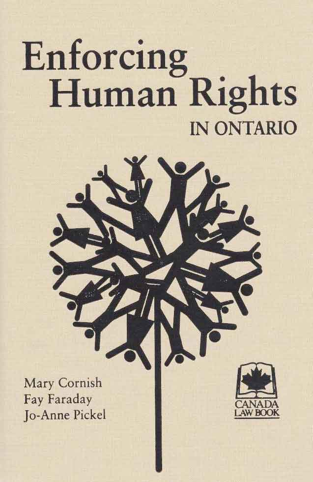 Enforcing Human Rights in Ontario book cover