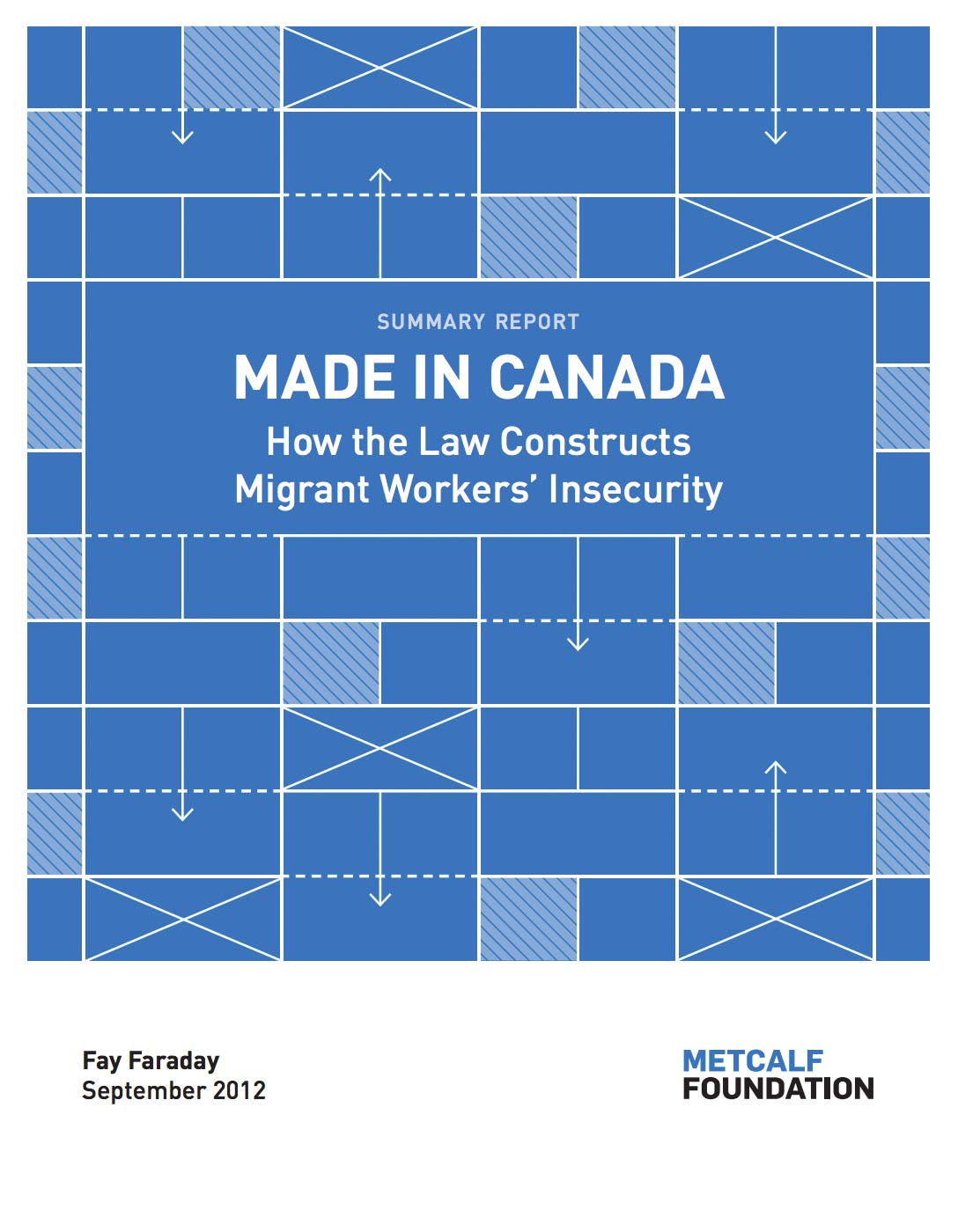 Made in Canada report cover